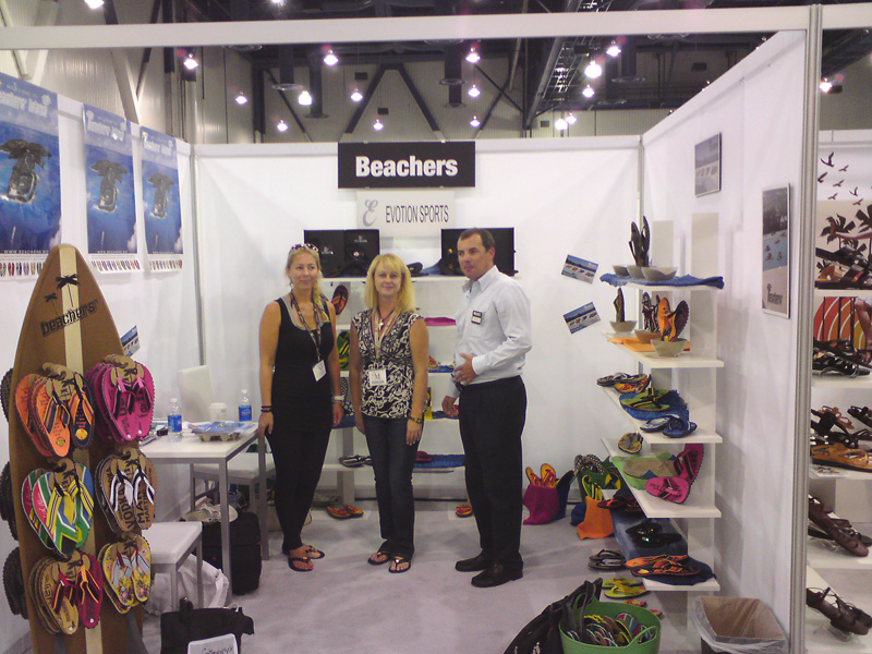 Beachers gallery events for Pool trade show magic