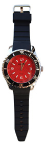 watch grand deluxe special black n red