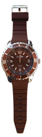 watch grand deluxe brown