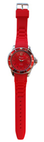 watch petit deluxe red